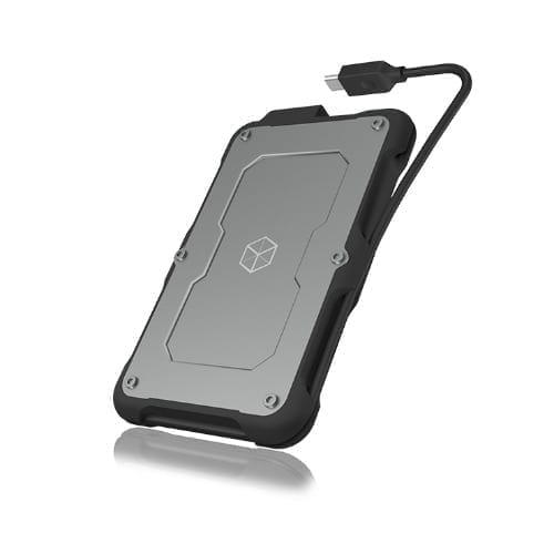 """Box stagno per hard disk 2,5"""" HDD/ SDD"""