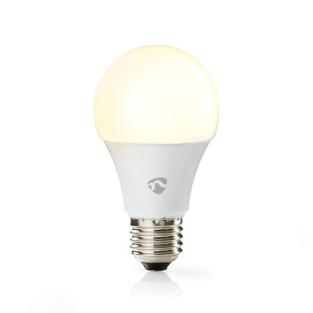 Lampada Wi-Fi Smart 6W LED Nedis RGB + luce calda