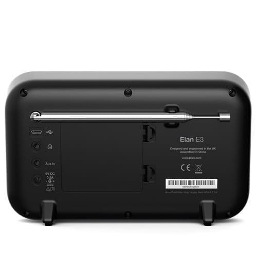 Pure Elan E3 Radio digitale portatile
