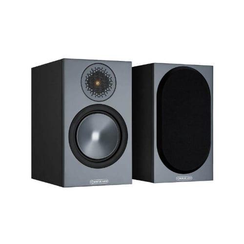 Monitor Audio Bronze 50 6G Nera (Coppia)