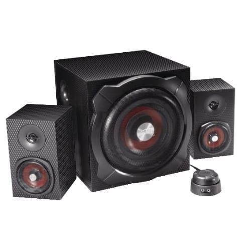 Gravity Carbon Speaker 2.1
