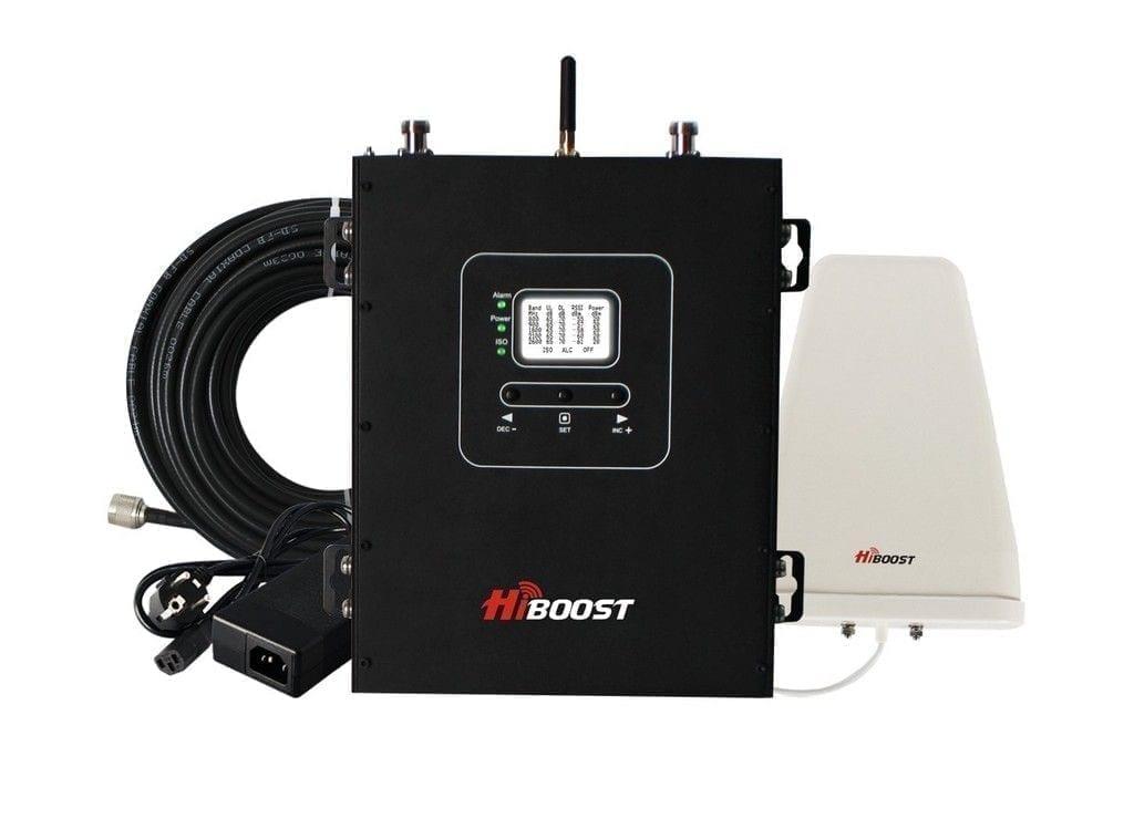 Amplificatore di segnale internet e voce per uffici e aziende