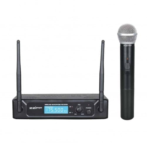 Kit radiomicrofono a gelato VHF 197,15 MHz