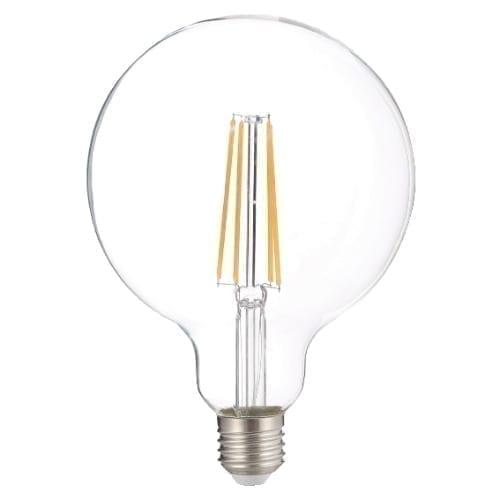 Globo LED Filament G95 E27 8W Luce Naturale