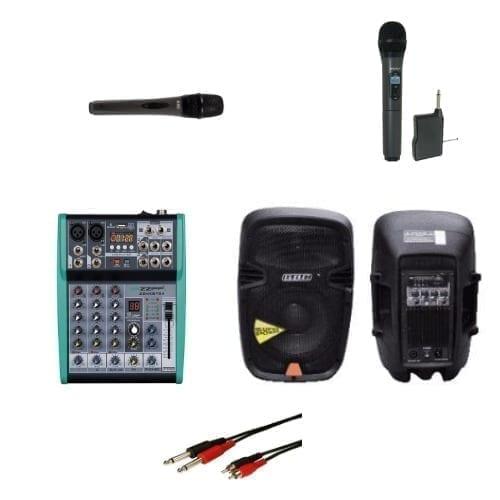 Kit Karaoke 120W