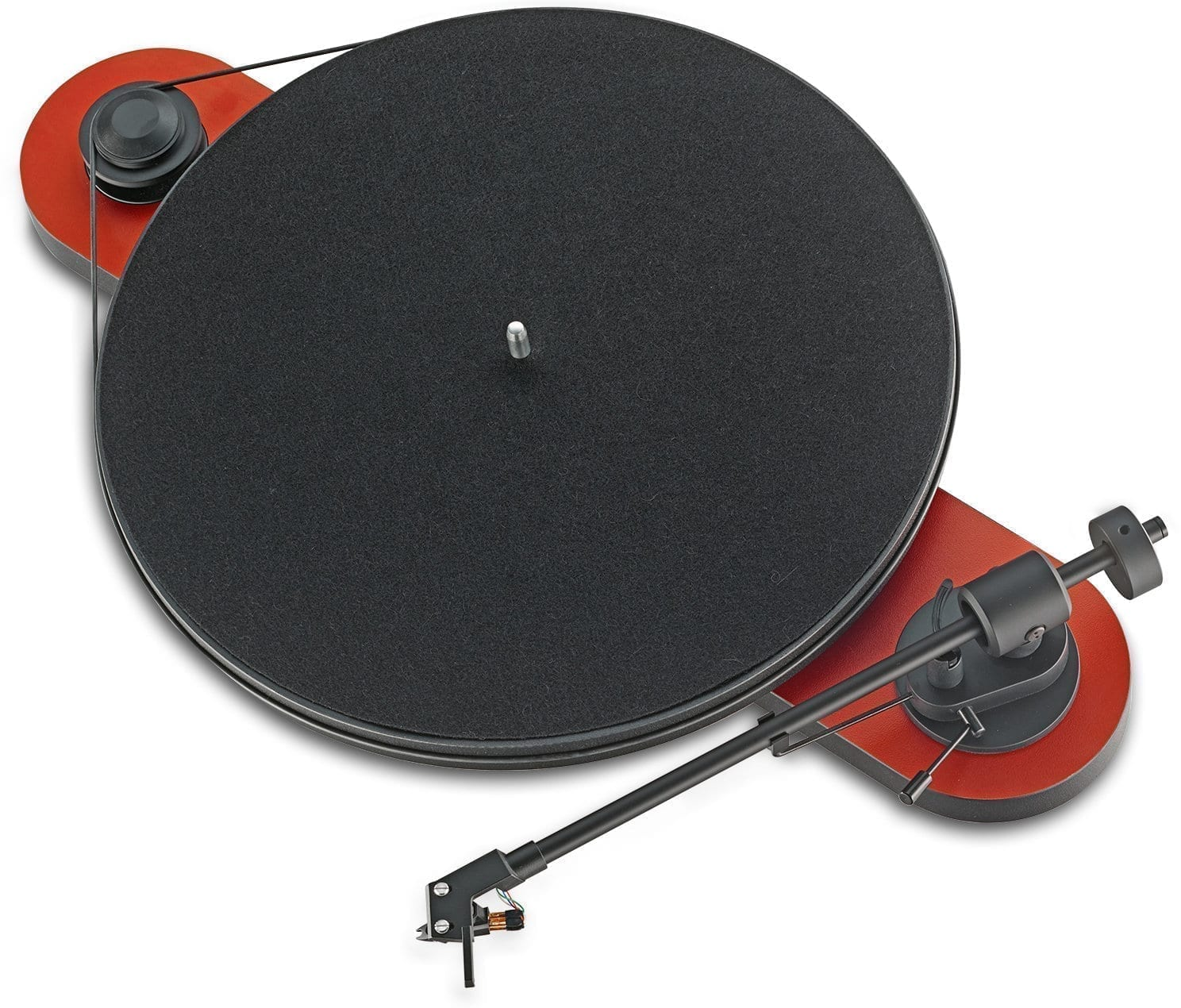 Pro-Ject Elemental Red/ Black